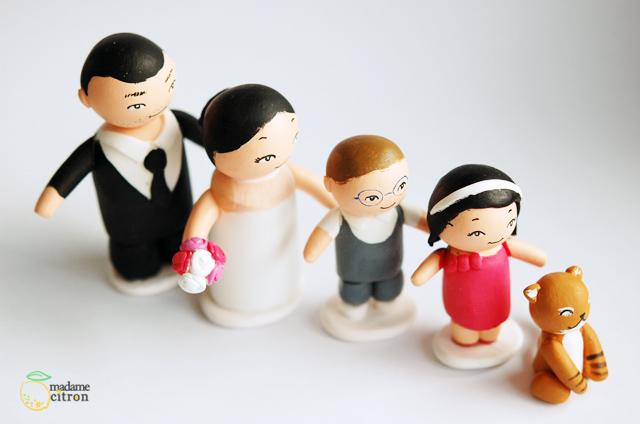 figurine mariage 1