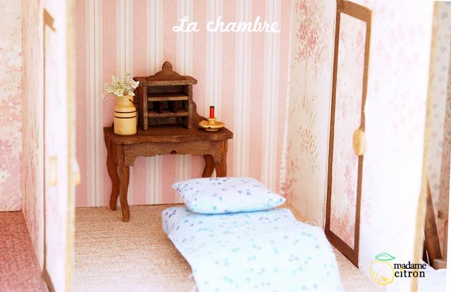 maison de poupée chambre