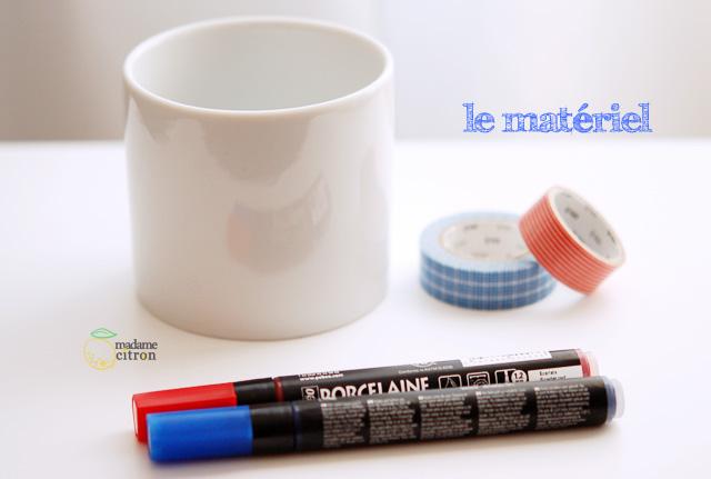 pot à crayon à fabriquer