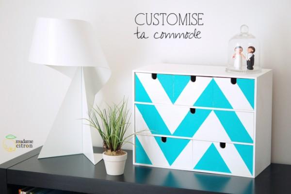 customiser un meuble ikea