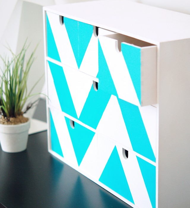 customiser commode ikea 7. Black Bedroom Furniture Sets. Home Design Ideas