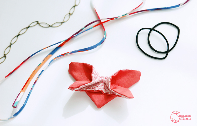 montage headband chaine