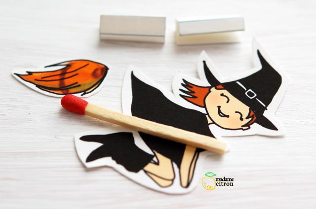 sorcière illustration