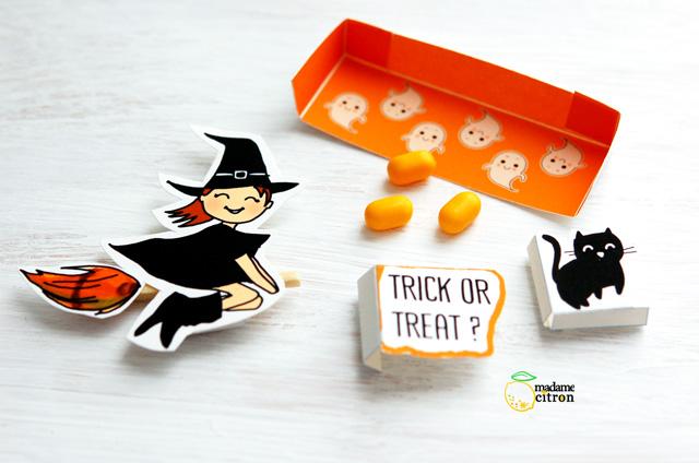 halloween dessins
