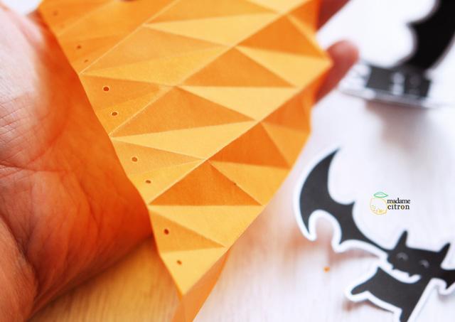 origami lanterne