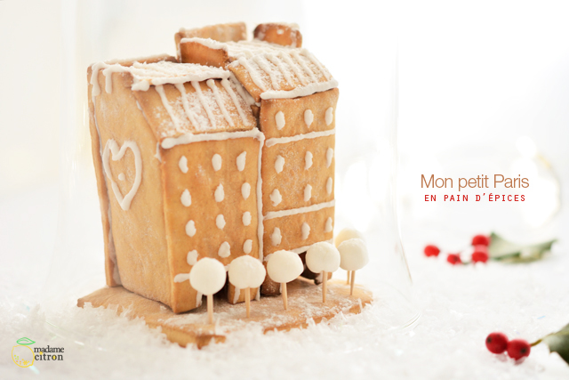 Recette maison en pain d pices petit paris enneig for Pain d epice maison