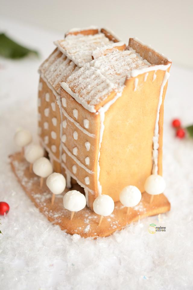 maison en pain d épices