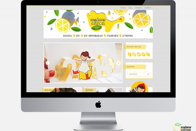 madame-citron-blog-design