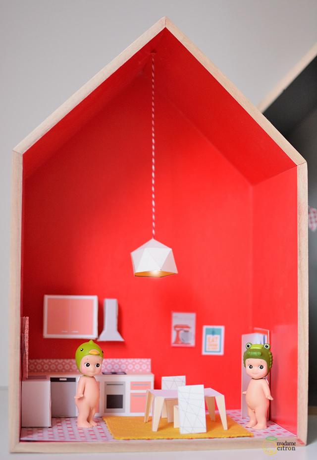 meuble miniature poupée
