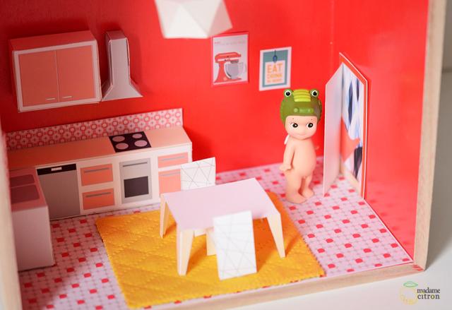 meuble poupée