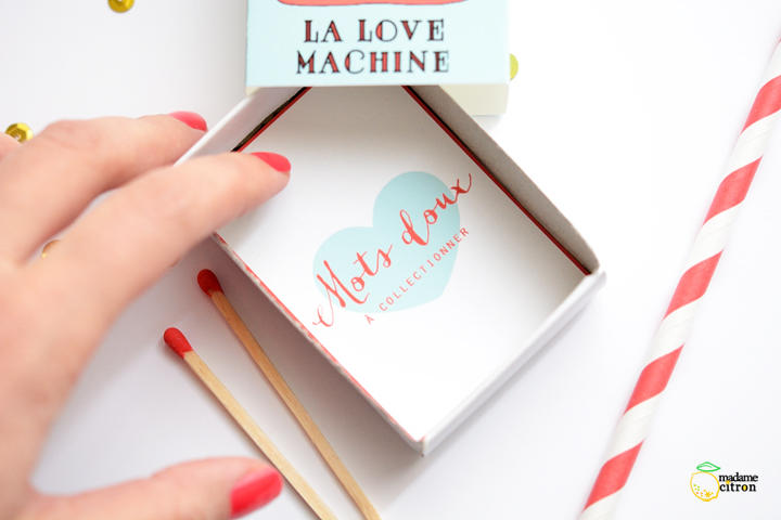 Diy tuto pour la saint valentin la bo te cadeau madame - Cadeau a faire soi meme pour la saint valentin ...