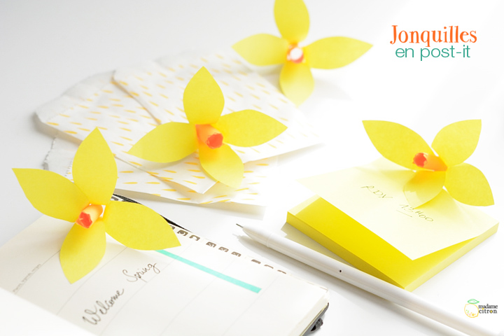 diy tuto une fleur en papier madame citron blog de cr ations et diy. Black Bedroom Furniture Sets. Home Design Ideas