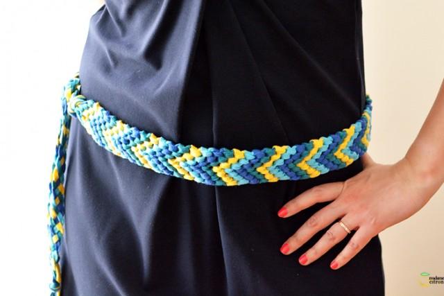 bracelet brésilien ceinture
