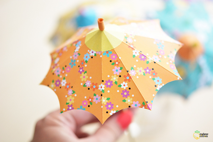 tuto ombrelle
