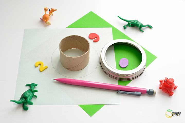 bricolage pour enfant papier toilette