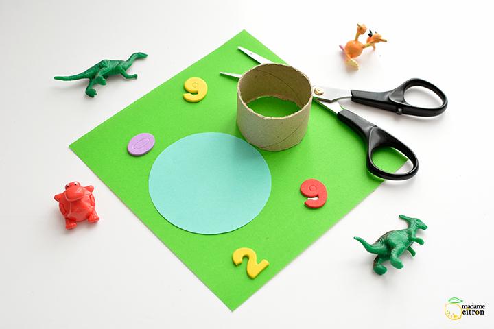 bricolage pour enfant calendrier avent