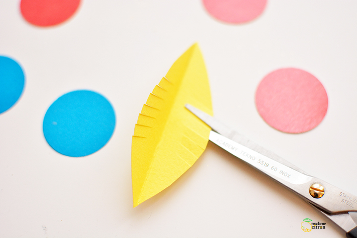 plume papier