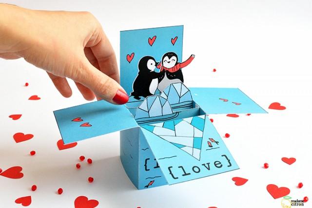 cadeau saint valentin original