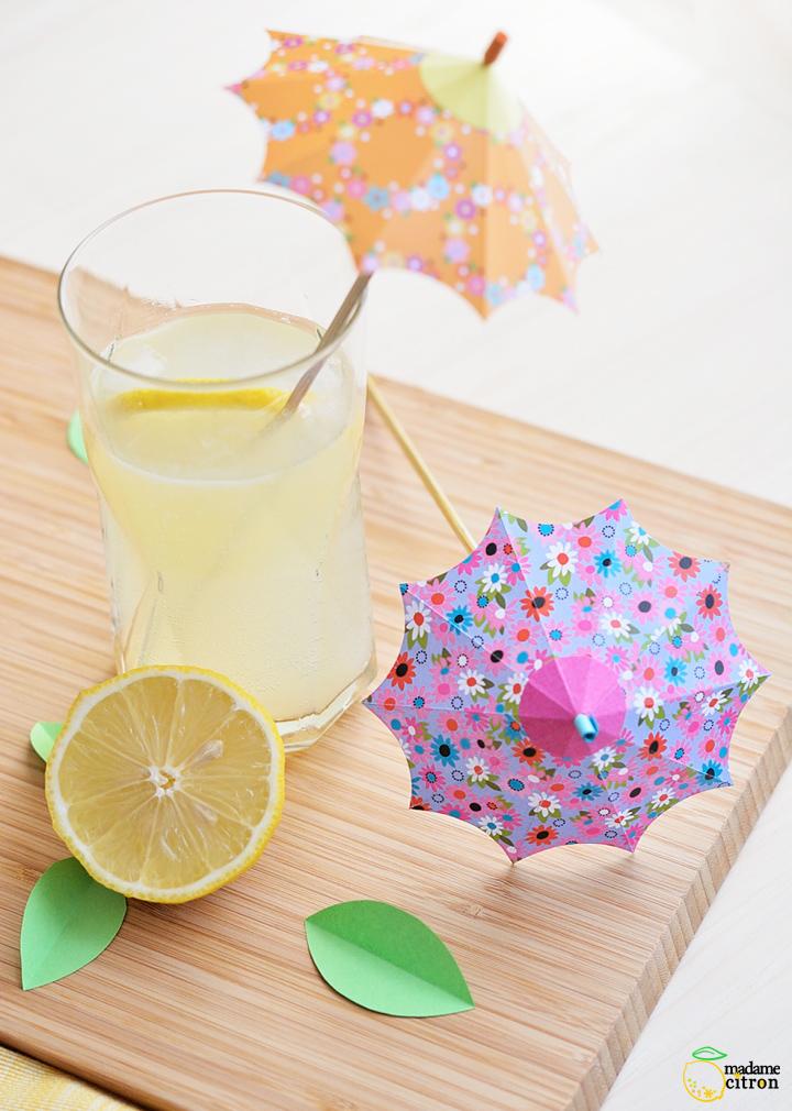 parasol cocktail